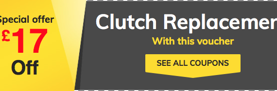 Cheap Clutch Repair Deals